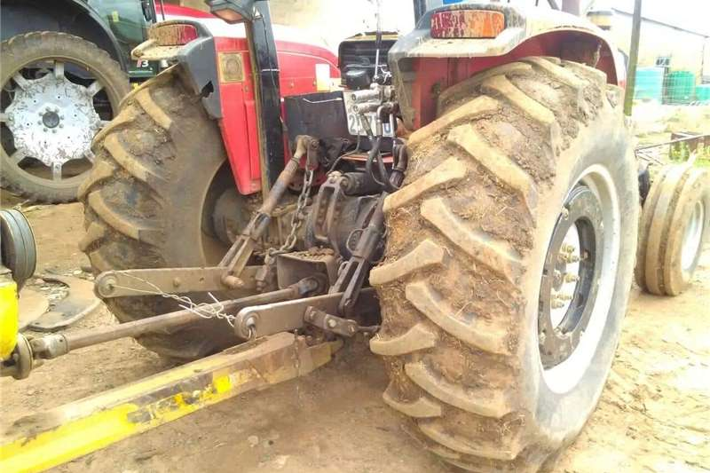 Two wheel drive tractors Massey Furgeson SE 2x4 with Canopy Tractors