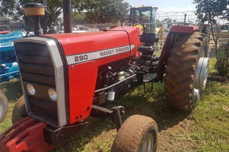 Two wheel drive tractors Mf 290 Tractors