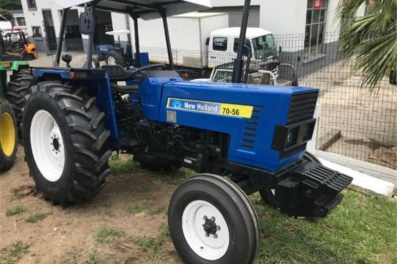 Tractors Two Wheel Drive Tractors New Holland 70-56 2x4 Tractor