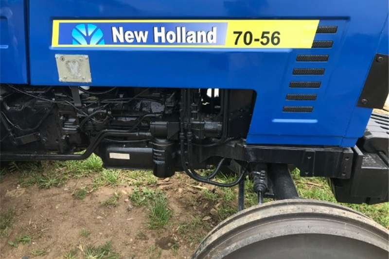 Two wheel drive tractors New Holland 70 56 2x4 Tractor Tractors