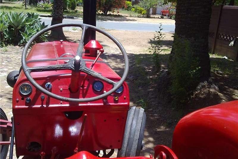 Two wheel drive tractors Reconditioned tractor for sale , trekker te koop Tractors