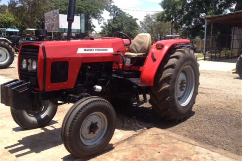 Tractors Two Wheel Drive Tractors S2845 Red Massey Ferguson (MF) 440 61kW 2x4 Pre-Ow