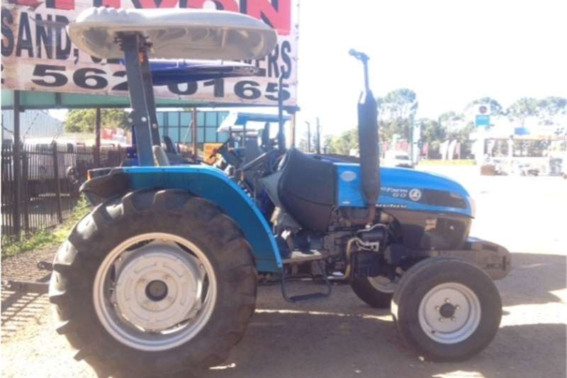 Two wheel drive tractors S3082Blue Landini Techno Farm 60 43kw/58Hp 2x4 Pre Tractors