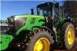 Tractors Utility tractors John Deere 6170M   T635