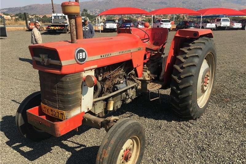 Tractors Utility Tractors Massey Ferguson 188