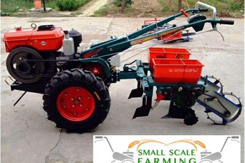 Walk behind tractors Two Wheel Walk Behind Tractor Tractors