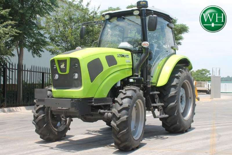 Tractors Zoomlion RH904 Closed Cab Tractor with AC