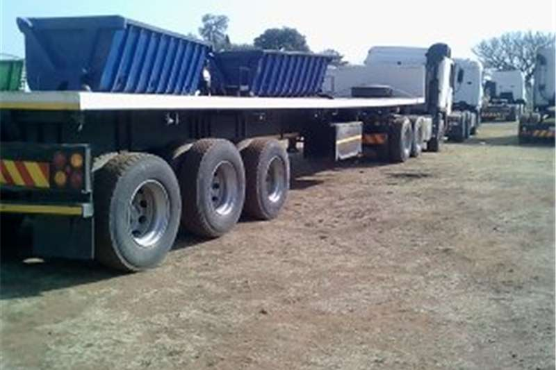 Double axle Combo for sale Trucks