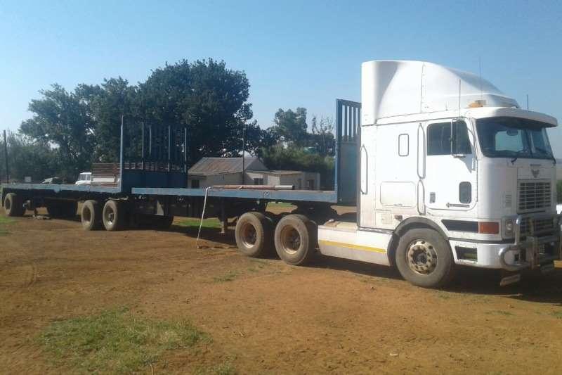 Trucks Eagle N14 2000
