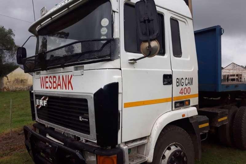 Trucks ERF 400 BIG CAM