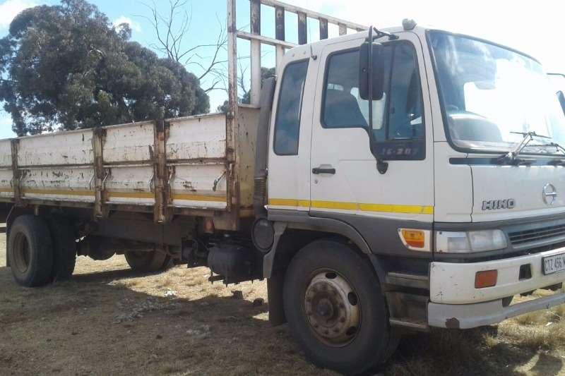 Trucks Hino 16-207 dropside 0
