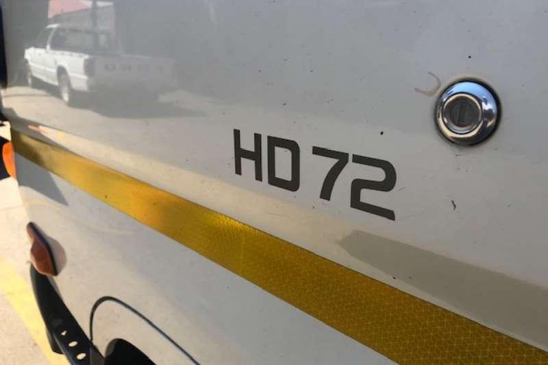 Hyundai HD 72 4Ton Trucks