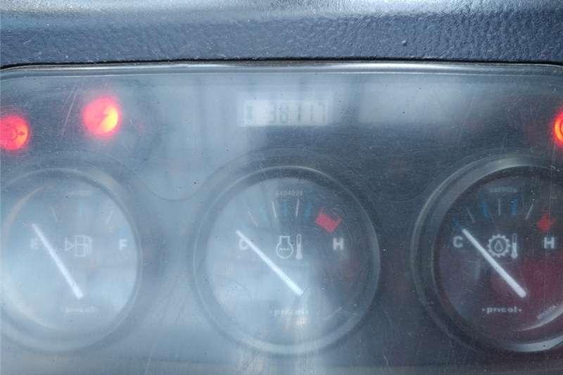 Four wheel drive DOOSAN D25G   2,5 TON DIESEL FORKLIFT FOR SALE! Utility vehicle