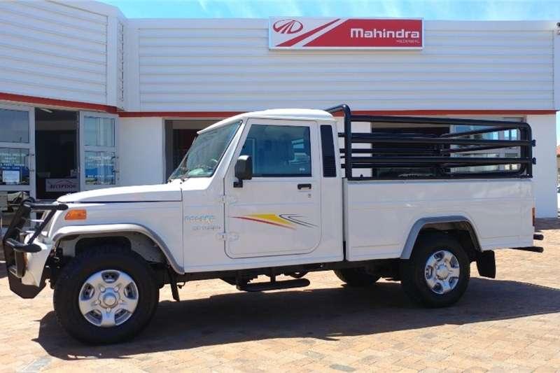 Four wheel drive Mahindra Bolero 2.5 NEF Cattle Rail 4x4 Utility vehicle