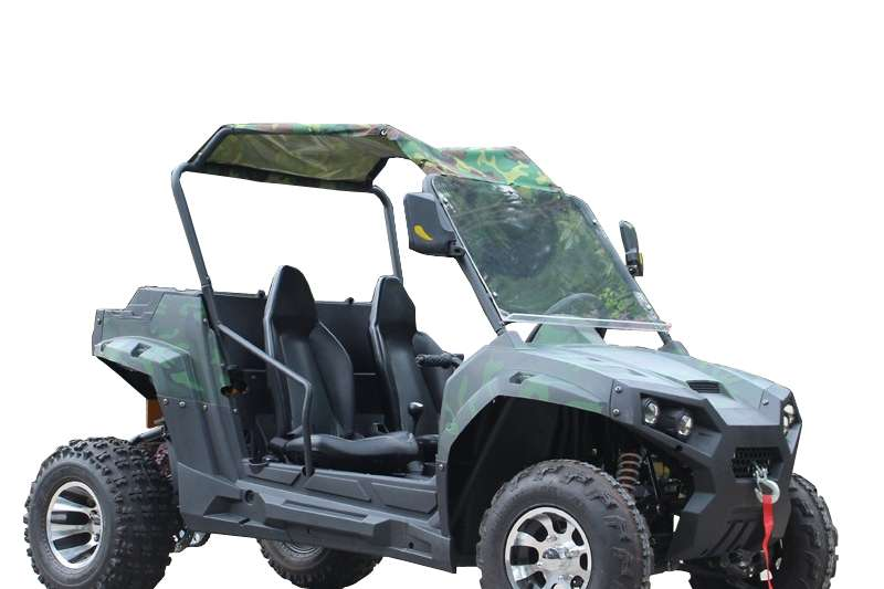 Four wheel drive New 2 seater UTV vehicles for sale   NEW Utility vehicle