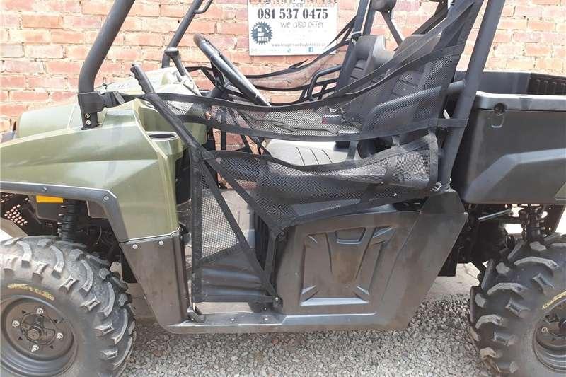 Four wheel drive Polaris Ranger800 XP EFI 4X4 Utility vehicle
