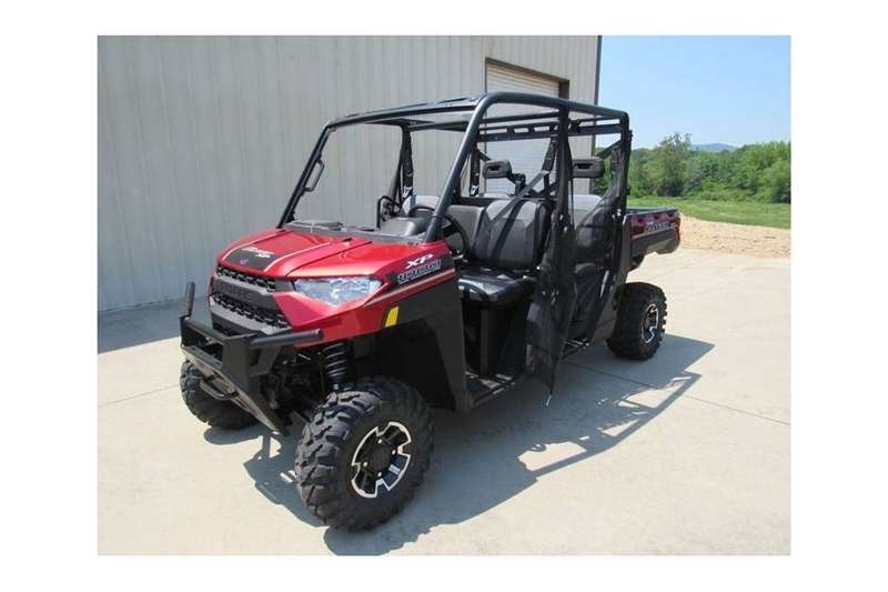 Four wheel drive Polaris XUV Side By Side Utility vehicle