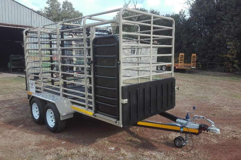 Vencedor Agricultural Trailers Cattle Trailers