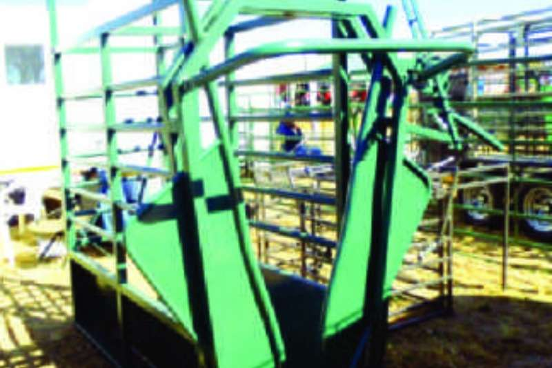 Vencedor Agricultural Trailers Complete cattle handling appliance
