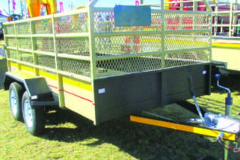 Vencedor Agricultural Trailers Sheep Trailer