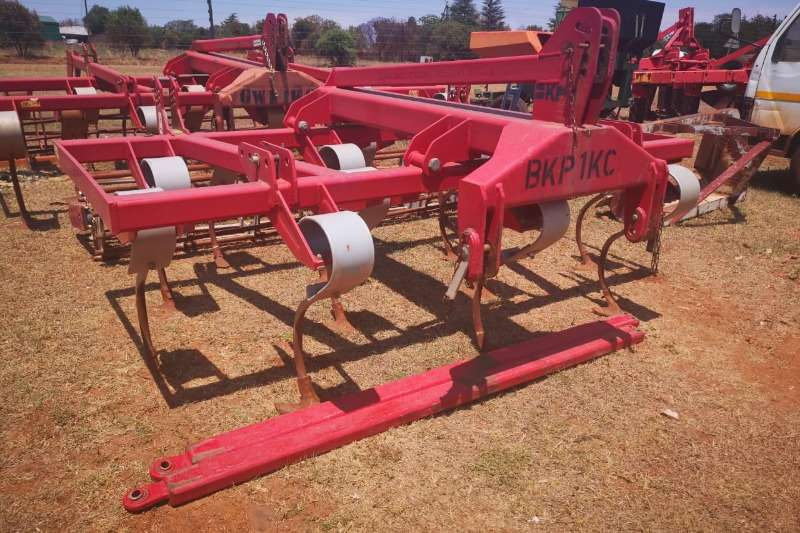 Vibroflex Field cultivators Kongskilde Vibroflex,13 tine with rollers Cultivators