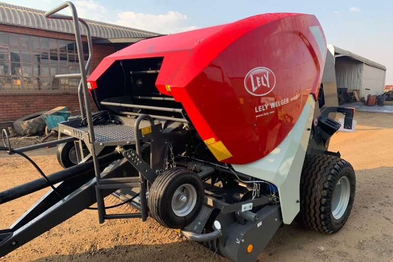 Welger Balers NEW WELGER RP205NET BALER Hay and forage