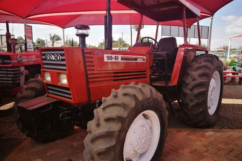 Fiat 100 - 90 Tractor - Refurbished to NEW 012 520 5010