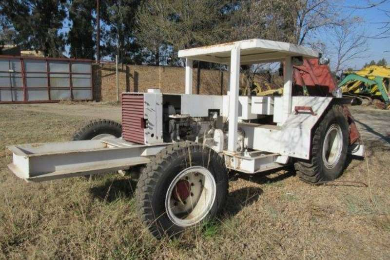 Fire Proof Tractor