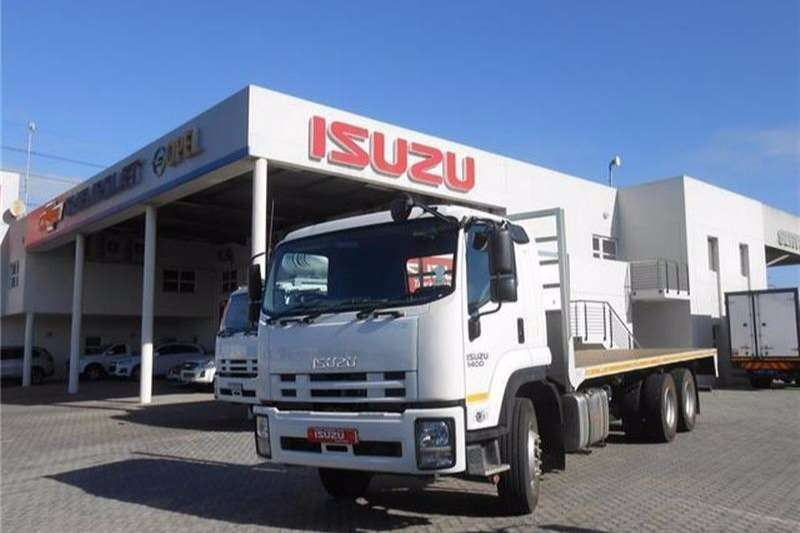 Isuzu FVZ 1400 Flatd