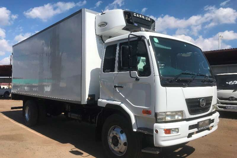 Nissan NISSAN UD80 FRIDGE BODY WITH CARRIER UNIT