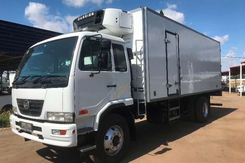 Nissan NISSAN UD80 WITH FRIDGE BODY AND UNIT