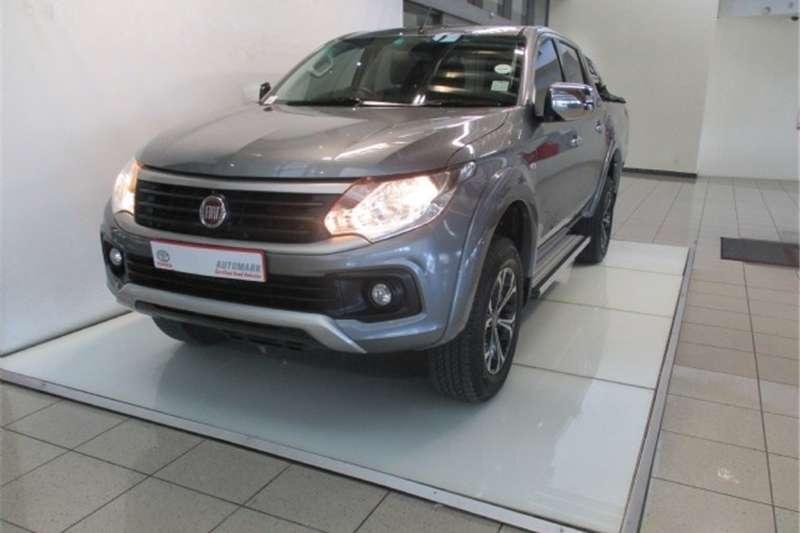2017 Fiat Fullback