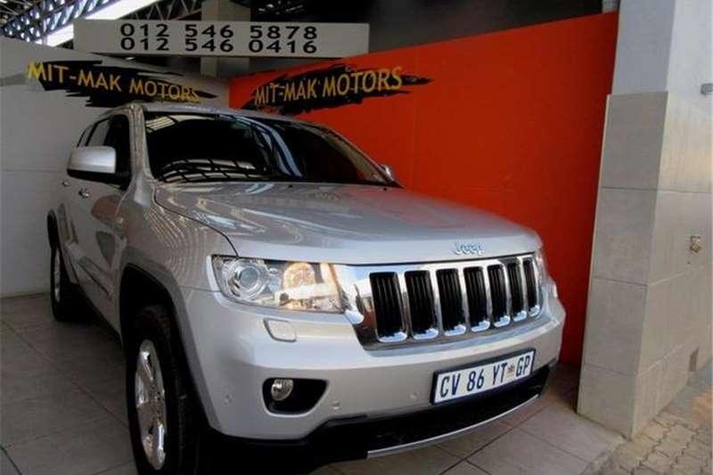 2011 Jeep Grand Cher