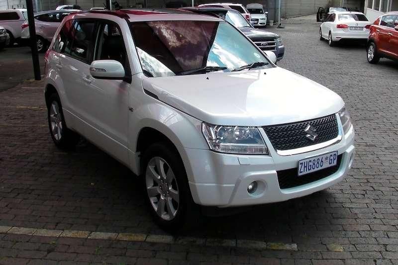Suzuki Grand Vitara in South Africa for LISABANK REPOSSESSION ...