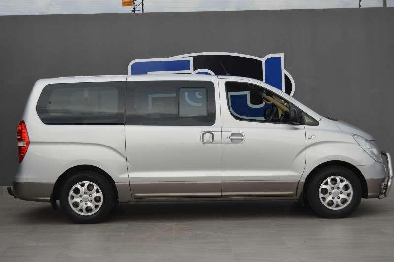 2010 Hyundai H1