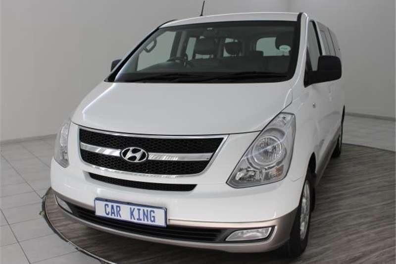 2014 Hyundai H1