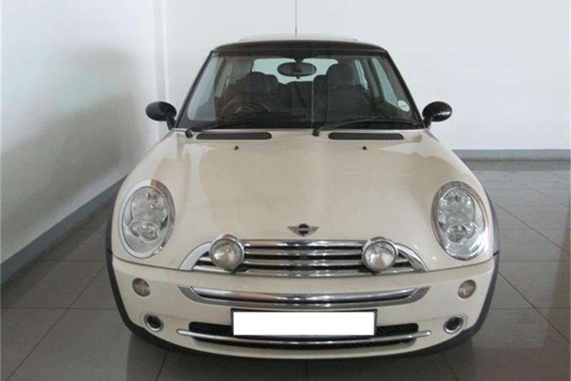 2006 Mini hatch