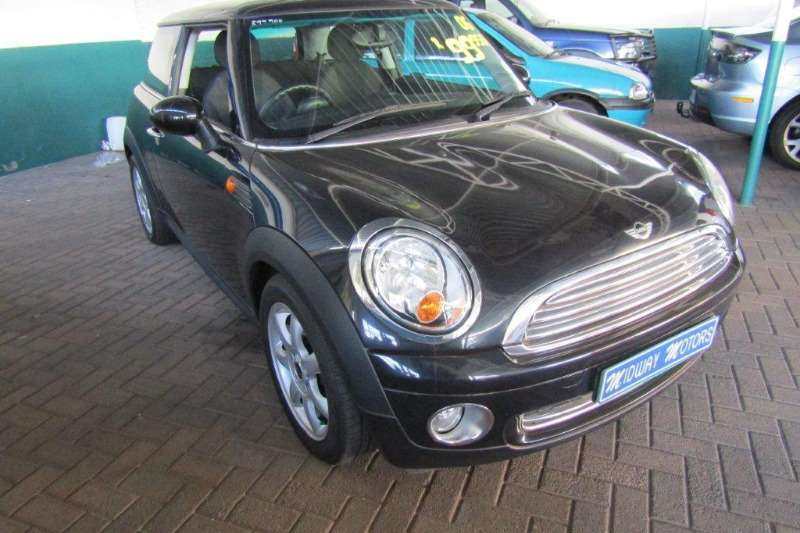 2006 Mini hatch