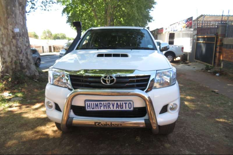 2010 Toyota Hilux double cab