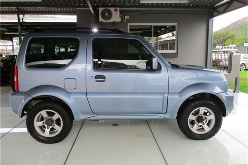 Suzuki Jimny Extras South Africa