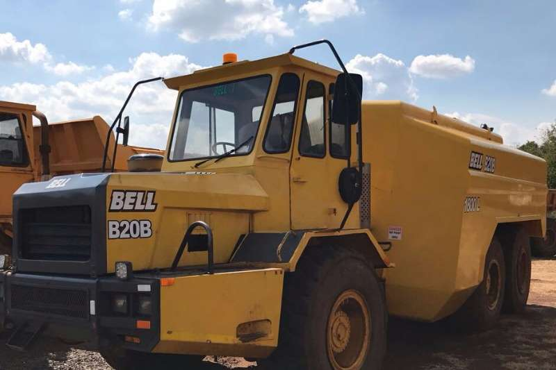 ADTs Bell B20B 2002