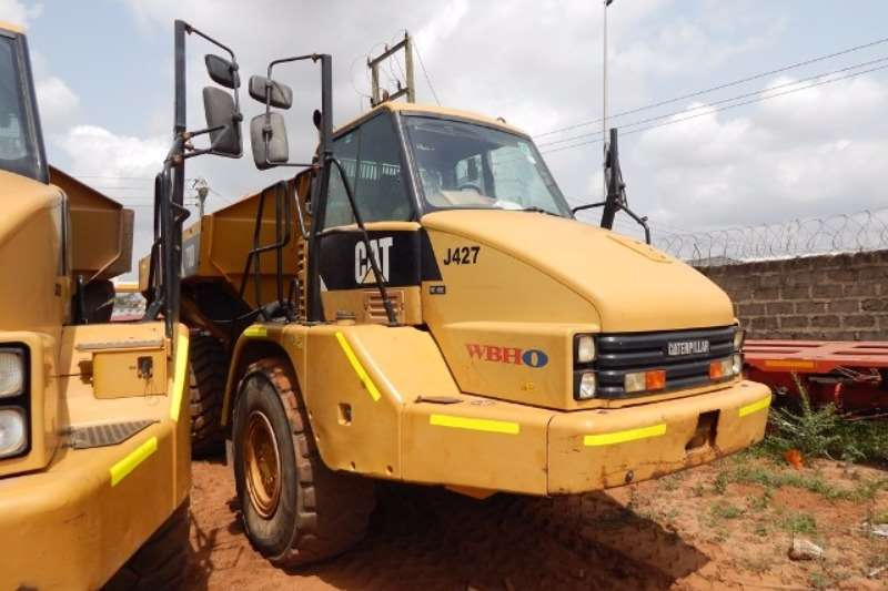 ADTs CAT Caterpillar 730 ADT 2011