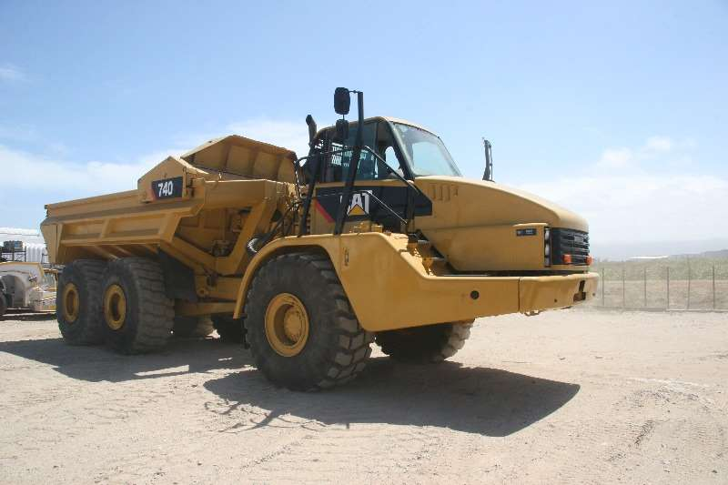 CAT Caterpillar 740 Ejector, Ready for delivery ADTs