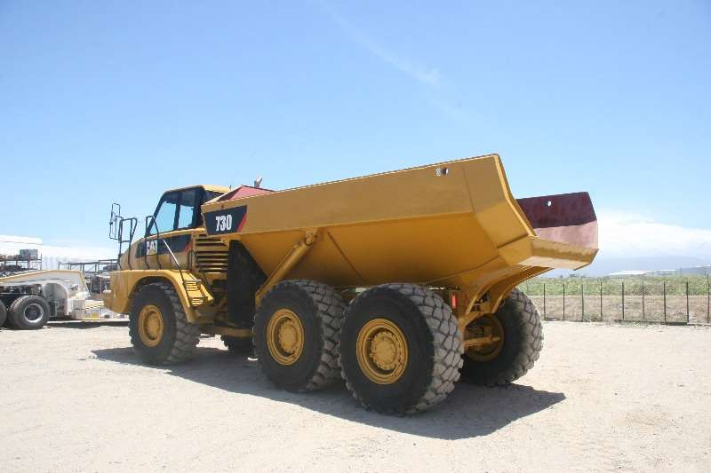 CAT Refurbished Cat 730 ADT ; 7 units to choose from. ADTs
