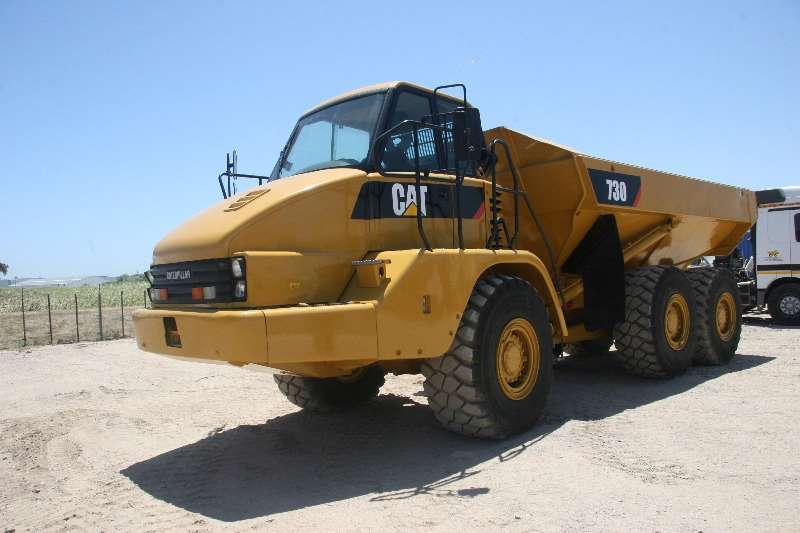 ADTs CAT Refurbished Cat 730 ADT ; 7 units to choose from.