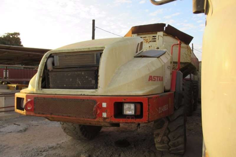 ADTs Terex Astra ADT30, Stripped Articulated Dump Truck 0