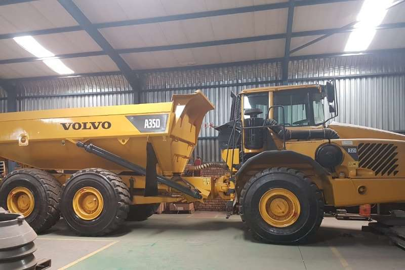 ADTs Volvo Volvo A35D