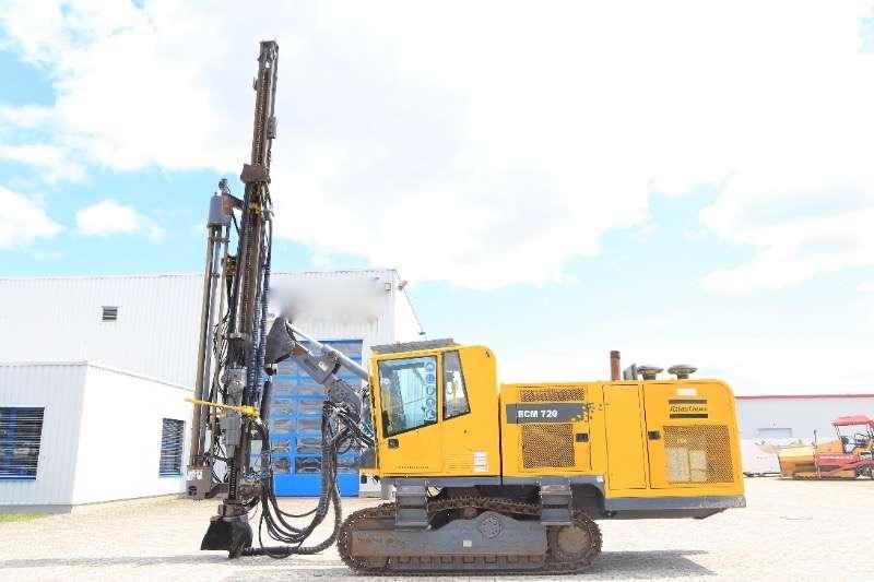 Atlas Copco ECM720 Drill rigs