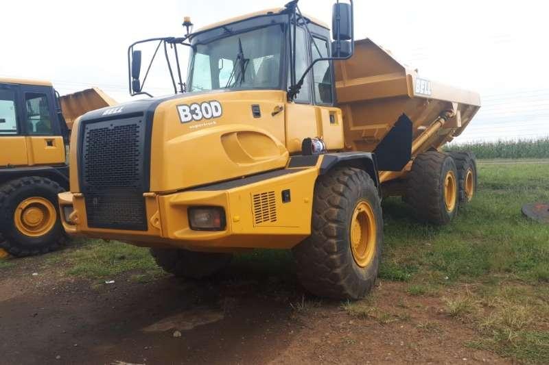 Bell Dumpers B30D Dumper Truck 2003