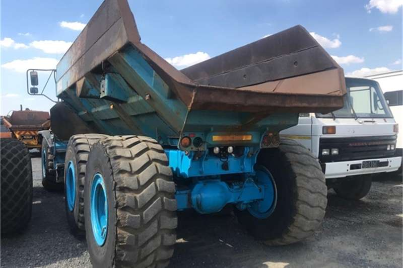 Bell B25D 6X6 ADT Others